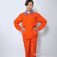 Sell Factory Worker Long Sleeve Working Uniforms Workwear