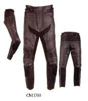 Leather Sportsbike Pant
