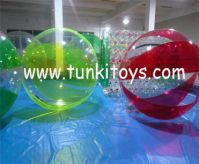 Sell water aqua walking ball human hamster ball tpu pvc