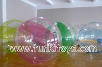 Sell aqua bubble air water walker balloon