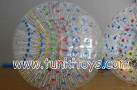 Sell zorbing ball inflatable grass walking ball