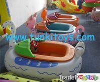 Sell cartoon bumper boat for children