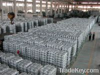 Sell Special High Grade Zinc Ingot