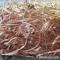 Sell bright scrap copper wire