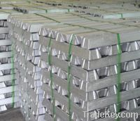 Sell Pure Aluminum ingot 99.7%
