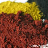 Sell Inorganic colour Pigment red.yellow.bule.black iron oxide