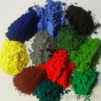 Sell Iron Oxide Red/Yellow/Blue/Green/Black Pigment