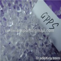 Sell Vigin&Recycled General Purpose Polystyrene (GPPS)plastic granule