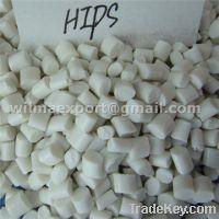 Sell HIPS Plastic Granules (High impact Polystyrene) Virgin&Recycled