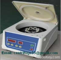 Sell L-450A Benchtop Medical Lab Centrifuge Laboratory Centrifuge Brushless Motor LED Display 4500rpm CE 8 x 15ml