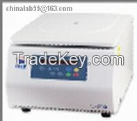 L-500 Benchtop Medical Lab Centrifuge Laboratory Centrifuge Frequency Motor LED Display 5000rpm CE 8 x 50ml, 32x 15ml