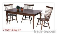 Sell Classic Shaker Walnut Dining Table