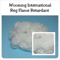 Regenerated Flame Retardant Fiber