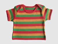 Sell organic cotton baby's stripe t-shirt