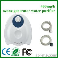 Sell 400 mg ozone food sterilizer for Ozone Fruit and Vegetable Washer