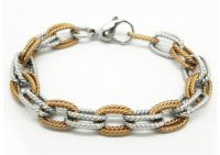 Sell latest stainless steel bracelet