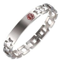 Sell medical stainless steel bracelet