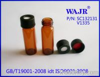 Sell autosampler vials, HPLC vials, GC vials, lab analysis vials