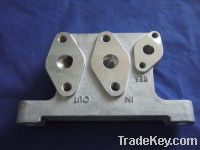 Sell Aluminum Die Casting Parts For Train Parts