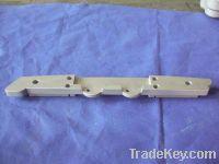 Machined  aluminum Die Casting Train Parts