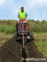 Fastest & Cheapest Trenching Machine