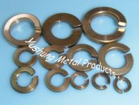 silicon bronze spring washers