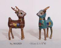 Sell Cloisonne Deer