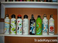 Sell 300/400/500/600/750mL Promotional Aluminum Sports Water Bottle