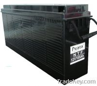 Sell Front Terminal Lead Acid Battery 12V-105ah (ISO, CE, UL, RoHS)