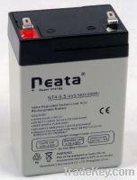 Lead Acid Battery 4V-5.5ah (ISO, CE, UL, RoHS