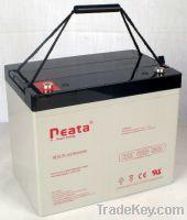 Sell Solar Lead Acid Battery 12V-70ah (ISO, CE, UL, RoHS)