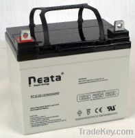Sell UPS Lead Acid Battery 12V-33ah (ISO, CE, UL, RoHS)
