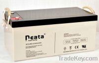 Sell Solar Lead Acid Battery 12V-250ah (ISO, CE, UL, RoHS)