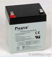 Solar Lead Acid Battery 12V-5.0ah (ISO, CE, UL, RoHS) (NT12V5ah)