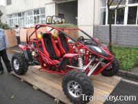 600CC 2 Cylinder Efi 4x4 shaft drive dune buggy Go Karts