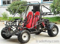 Wholesale 250CC Water Cooled Go Karts with Top Rack