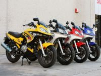 250cc street bikes motorcycles for sale