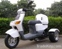 Sell 50cc Automatic Trike Gas Motor Scooters