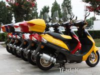 Sell 50cc Gas Electric Hybrid Motorcycle Scooters