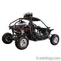 Sell 600cc dune buggy 2 seater 4x4