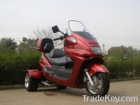 Sell 3-wheel Trident Cruiser Scooters Moped