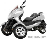 Wholesale 150cc Trike moped gas Scooters