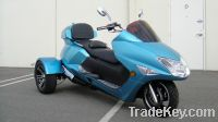 Trike Scooter Moped 300CC COMPELLER TRIKE SCOOTER for sale
