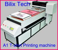 A1 T-shirt printer, digital T-Shirt printer for cloth, trouswers
