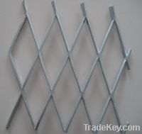 Sell Galvanized Expanded Metal Mesh