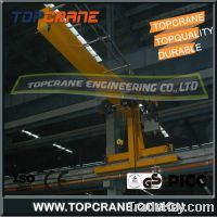 Sell wall mounted cantilever jib crane small jib crane