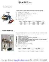 Sell Spinning Reels