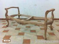 Selling Handmade Carving Bedroom Bench