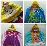 Sell beach towel poncho