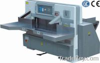 Sell Program Control Double Hydraulic Double Guide Paper Cutter